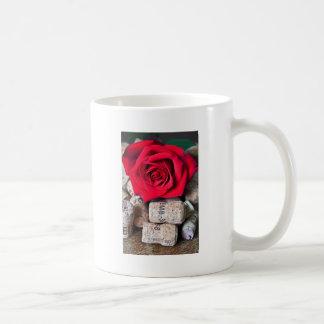 Taza De Café HABLA ROSA with cork