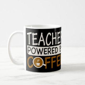TAZA DE CAFÉ HACE POWERED BY COFFEE