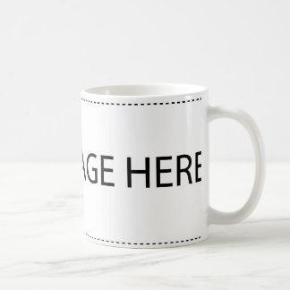 Taza De Café Haga sus los propios