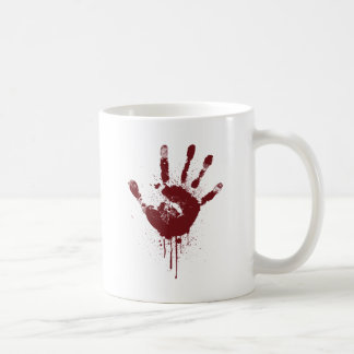 Taza De Café handprint