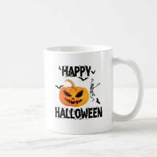 Taza De Café Happy Halloween
