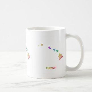 Taza De Café Hawaii