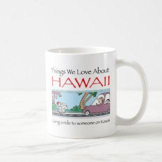 Taza De Café Hawaii por Harrop-T-a