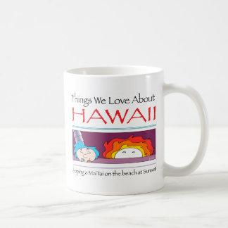 Taza De Café Hawaii por Harrop-T-c
