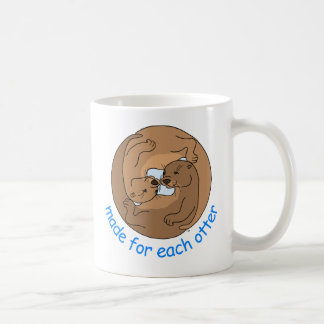 Taza De Café Hecho para cada nutria