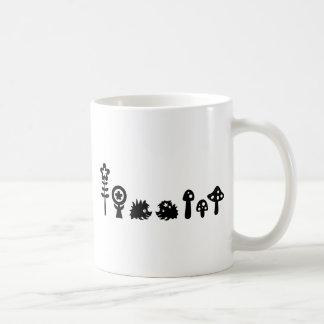 Taza De Café HedgehogSilhouetteAll