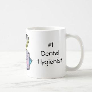 Taza De Café Higienista dental #1