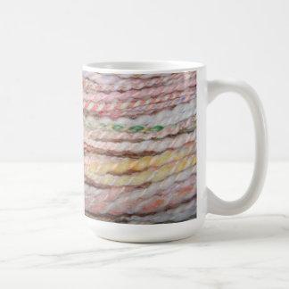 Taza De Café hilado merino en colores pastel