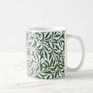 Taza De Café Hojas del sauce de William Morris