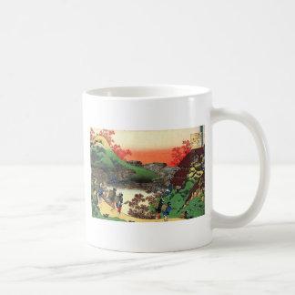 Taza De Café Hokusai - arte japonés - Japón