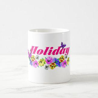 Taza De Café Holiday