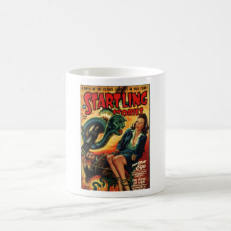 Taza De Café Hombre de la serpiente