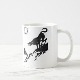 Taza De Café Hombre lobo