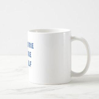 Taza De Café Hombre lobo futuro