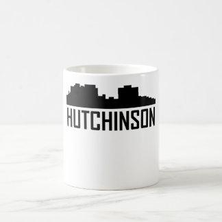 Taza De Café Horizonte de Hutchinson Kansas City