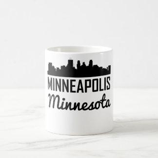 Taza De Café Horizonte de Minneapolis Minnesota