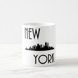 Taza De Café Horizonte de New York City