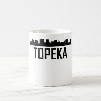 Taza De Café Horizonte del Topeka Kansas City