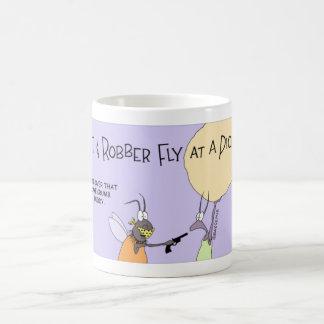 Taza De Café Hormiga y la mosca de ladrón
