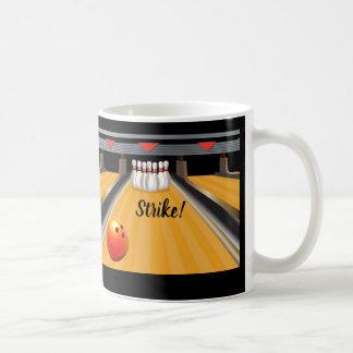Taza De Café ¡Huelga! El rodar