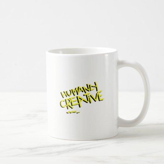 Taza De Café Humanly Creative Mug-I