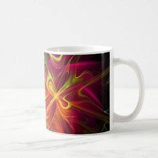 Taza De Café Humo coloreado