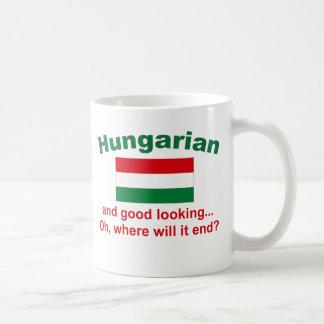 Taza De Café Húngaro apuesto