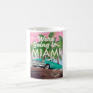 Taza De Café Iban a Miami