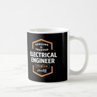 Taza De Café Ideas del regalo del ingeniero eléctrico el |