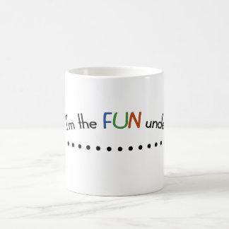 Taza De Café Im el tío de la DIVERSIÓN