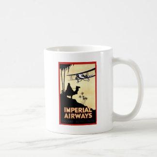 Taza De Café Imperial Airways