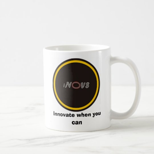 Taza De Café in0v8, innovan cuando usted puede