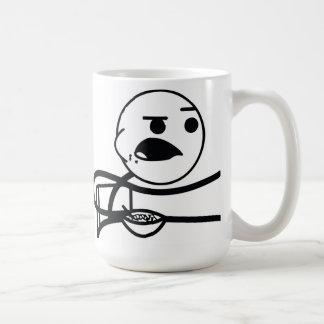 Taza De Café Individuo del cereal
