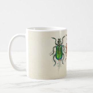 Taza De Café Insectos