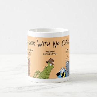 Taza De Café Insectos sin futuro
