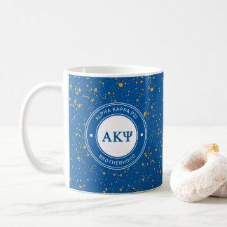 Taza De Café Insignia alfa de Kappa PSI el |
