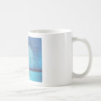 Taza De Café Inspiración azul de Mug=Daily del café de