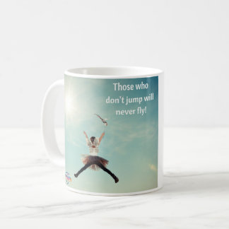 Taza de café inspirada