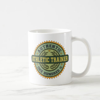 Taza De Café Instructor atlético auténtico