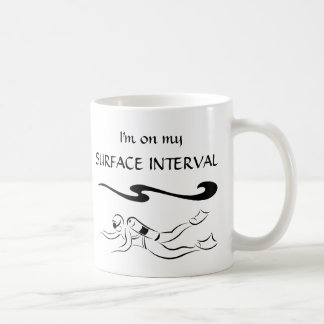 Taza De Café Intervalo superficial