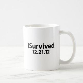taza de café iSurvived