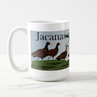 Taza De Café Jacanas del mundo
