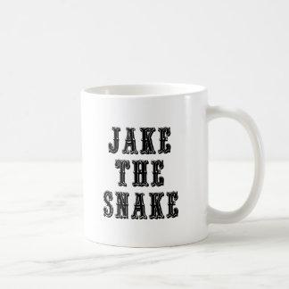 Taza De Café Jake la serpiente