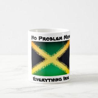 Taza De Café Jamaicano ninguna taza/taza de lunes del problema