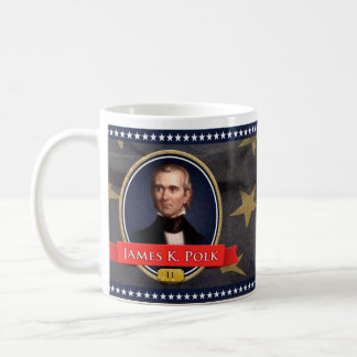 Taza De Café James K. Polk