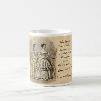Taza De Café Jane Austen: Vanidad