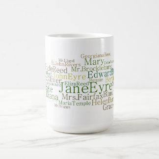 Taza De Café Jane Eyre