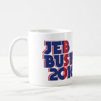 Taza De Café Jeb Bush 2016