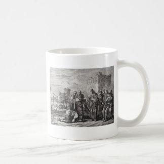 Taza De Café Jesús enfrenta a 12 apóstoles