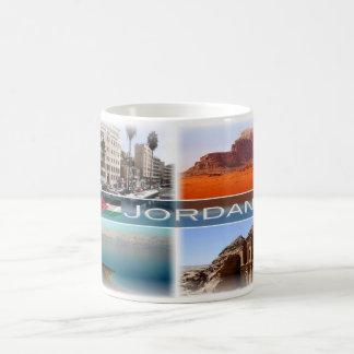 Taza De Café JO Jordania -
